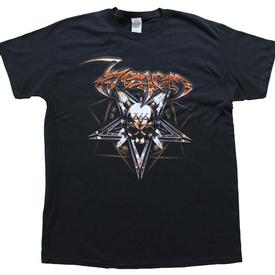 venom black metal pentagram shirt 2016 official