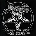 Venom the seven gates of hell the singles
