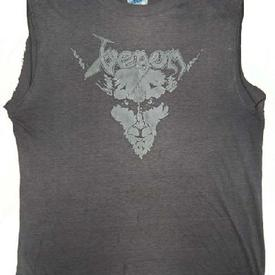 venom black metal rare shirt 1982
