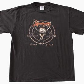 venom black metal USA tour 2006 shirt