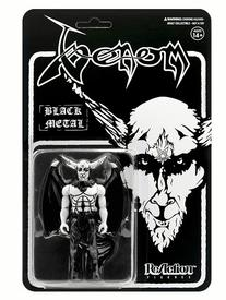 venom black metal ReAction Figure Super7