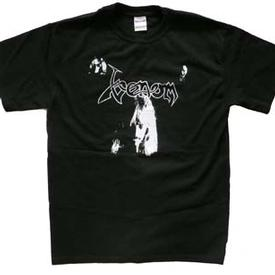 venom black metal rare shirt