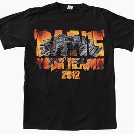 venom black metal bang your head festival 2012 shirt