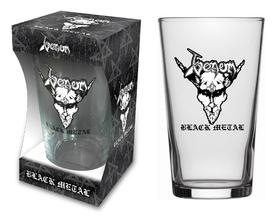 Venom beer glass