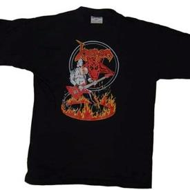 venom black metal collection homepage rare shirt