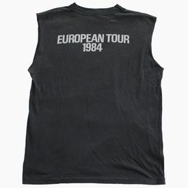 venom rare europe tour shirt 1984