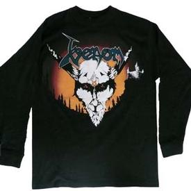 venom black metal collection homepage rare longsleeve shirt