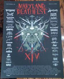 venom black metal collection homepage maryland deathfest 2016 poster