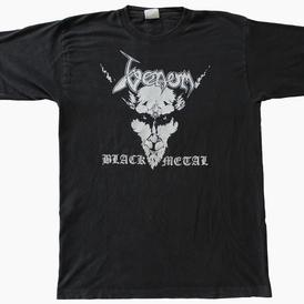 venom black metal reunion 1995 shirt rare waldrock