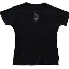 venom black metal skinny shirt