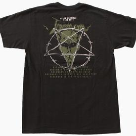 venom black metal collection homepage legions cronos south america shirt 2009