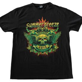venom black metal summer breeze festival shirt 2015