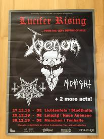 venom black metal collection homepage lucifer rising tour 2019