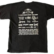 venom black metal tons of rock shirt