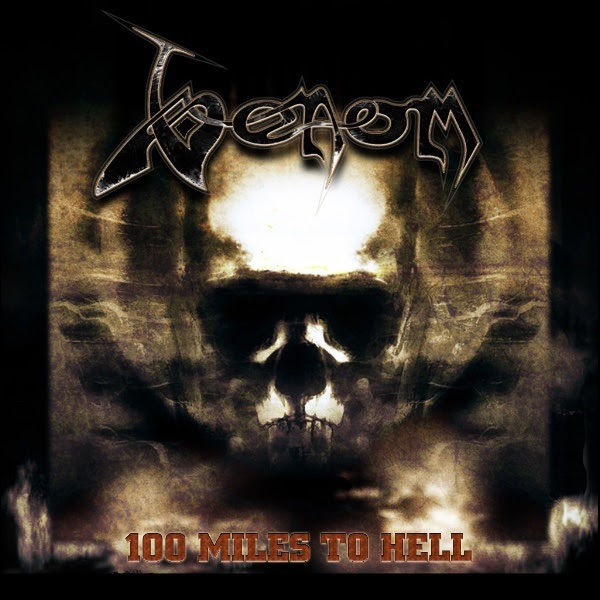 venom black metal 100 miles to hell
