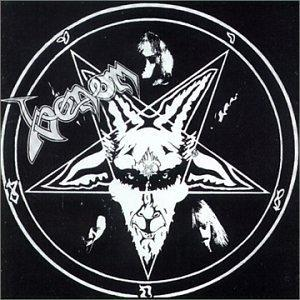 Venom Black Metal rare CD collection