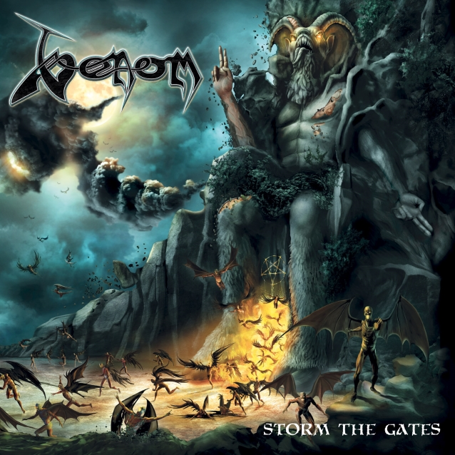 Venom Black Metal News